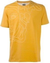 Versace Collection Exploded Medusa T Shirt