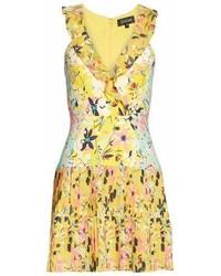 Saloni Amy Fit Flare Dress