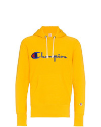 Men\u0027s Yellow Sweaters by Champion