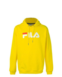 Men's Yellow Hoodies by Fila | Men's Fashion | Lookastic.com