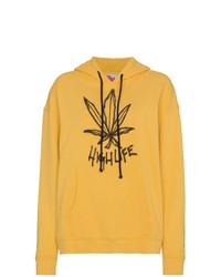 Leaf cotton hoodie medium 8108911