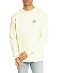 Vans X Pilgrim Surf Supply Long Sleeve Logo T Shirt