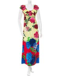 Marc Jacobs Sleeveless Maxi Dress