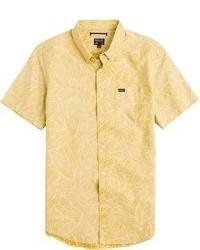 RVCA Thatll Do Printed Ss Shirt