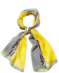 Pollini Silk Scarf
