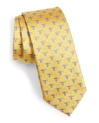 Salvatore Ferragamo Malaga Silk Tie