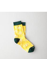 Steven Alan Etiquette Geo Flower Socks