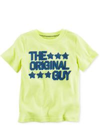 Carter's Carter Graphic Print T Shirt Little Boys