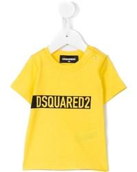 DSQUARED2 Kids Logo Print T Shirt