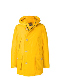 Woolrich Short Padded Coat