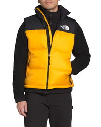 The North Face 1996 Retro Nuptse Water Resistant Down Puffer Vest