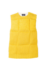 Calvin Klein 205W39nyc Quilted Knit Gilet