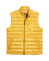 Z Zegna Usetheexisting Water Repellent Puffer Vest