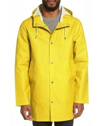 Stutterheim Stockholm Waterproof Hooded Raincoat
