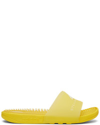 adidas by Stella McCartney Yellow Adissage Slides