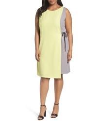 Plus size asymmetrical shift dress medium 3686712