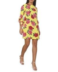 Woven shift dress medium 4423495