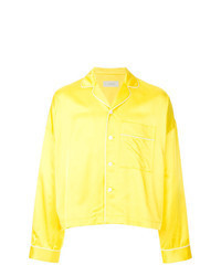 Yellow Shirt Jacket