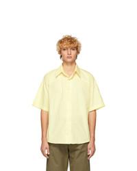 St-Henri Yellow Western Ballad Shirt