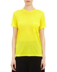 Proenza Schouler Short Sleeve Sweater