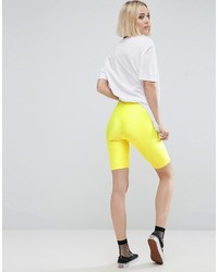 Asos Disco Legging Shorts