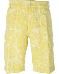 Etro Floral Print Bermuda Shorts