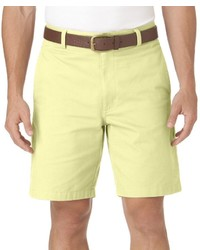 Chaps Flat Front Shorts