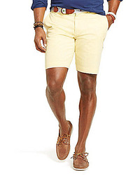 Polo Ralph Lauren Big Tall Classic Fit Flat Front Chino Shorts