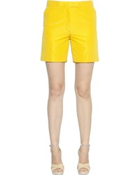 Rochas silk faille shorts medium 716908