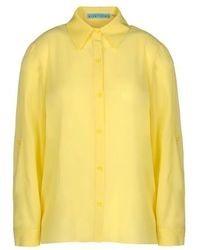Aliceolivia shirt with 3 4 length sleeves medium 35266