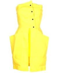 Claude Montana Vintage Tunic Dress