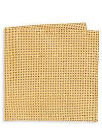 Bill Blass Boxed Silk Pocket Square