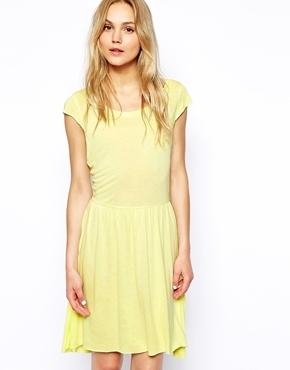 Robe jaune vila