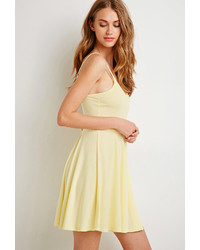 ... Forever 21 Fit Flare Cami Dress 7d886519e