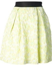 Yellow skater skirt original 1483827