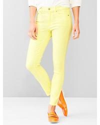 Gap 1969 Resolution True Skinny Skimmer Jeans