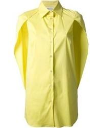 Slit sleeve shirt medium 73673