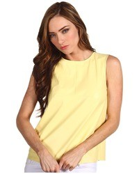 Yellow sleeveless top original 3998589