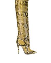 Saint Laurent Abbey Boots