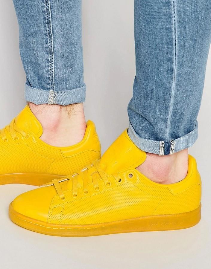 adidas stans smith gialle