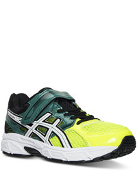 Asics Little Boys Gel Contend 3 Ac Running Velcro Sneakers From Finish Line