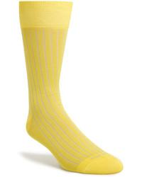 Etiquette Clothiers Royal Bib Stripe Socks