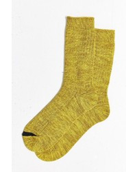 Urban Outfitters Heathered Ribbed Sock