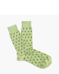 Palm tree socks medium 1252815