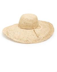 Nordstrom Crochete Raffia Sun Hat