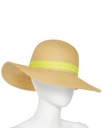 jcpenney Mixit Mixittm Braided Band Floppy Hat