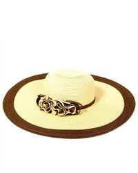 Pds online ladies straw hat with variety of patterns straw hat beach wide brim straw hat medium 394931