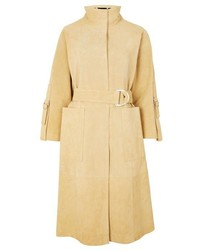 Suede trench coat medium 3765971