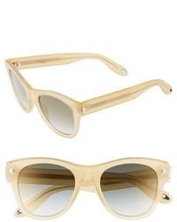 51mm retro sunglasses honey medium 3640399
