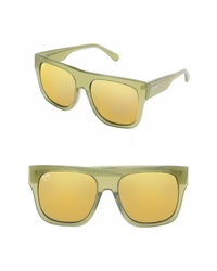NEM 55mm Square Sunglasses